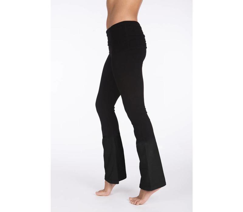 Urban Goddess Pranafied Yoga Pants - Urban Black