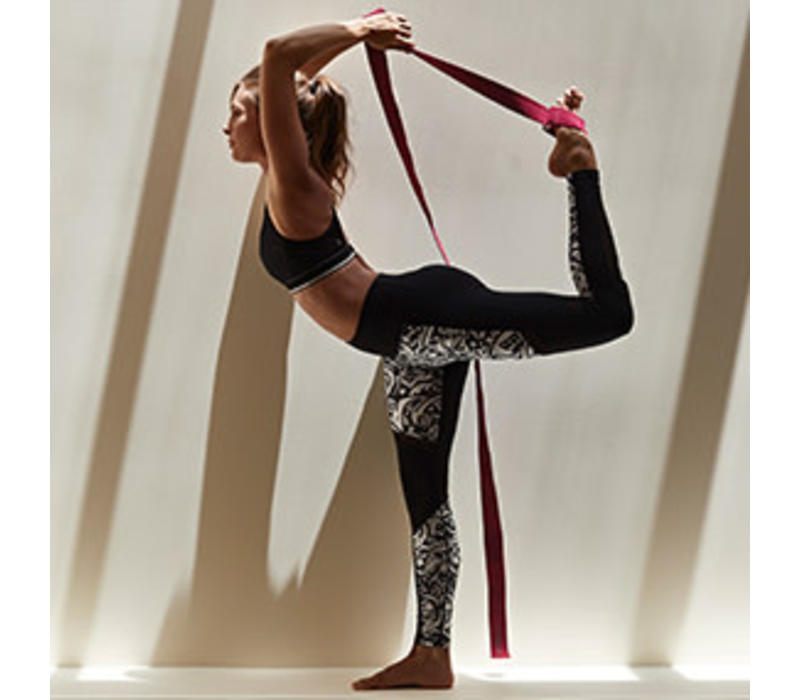 Manduka Align Yoga Strap 305cm - Midnight