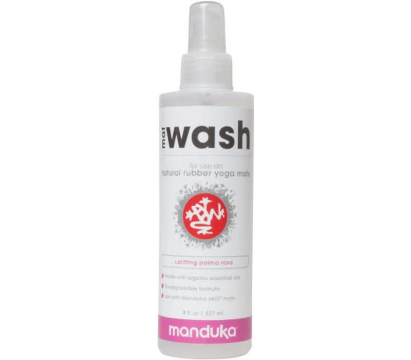 Manduka Rubber Mat Wash 237ml - Palma Rosa