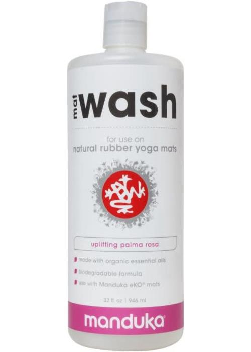 Manduka Manduka Natural Rubber Mat Wash 946ml - Uplifting Palma Rosa