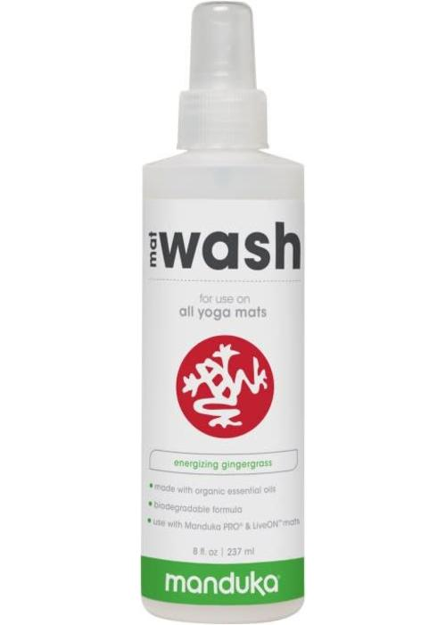 Manduka Manduka All Purpose Mat Wash 237ml - Gingergrass