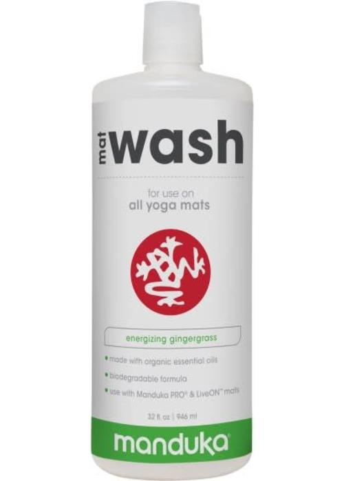 Manduka Manduka All Purpose Mat Wash 946ml - Gingergrass