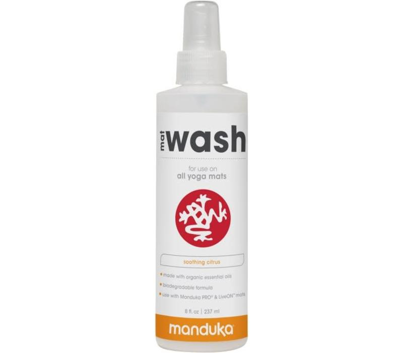 Manduka All Purpose Mat Wash 237ml - Soothing Citrus