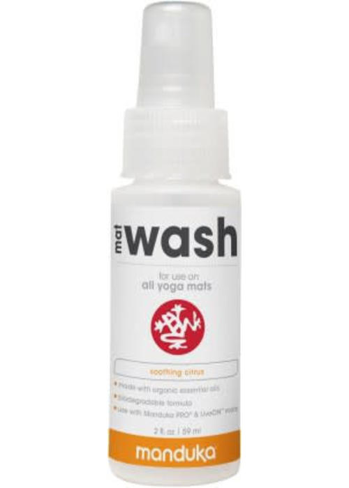 Manduka Manduka All Purpose Mat Wash 59ml - Soothing Citrus