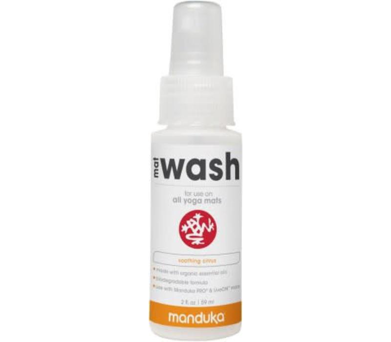 Manduka All Purpose Mat Wash 59ml - Citrus