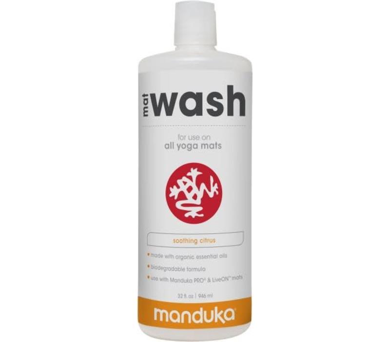 Manduka All Purpose Mat Wash 946ml - Soothing Citrus