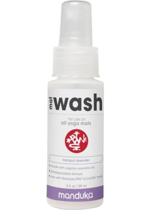 Manduka Manduka All Purpose Mat Wash 59ml - Tranquil Lavender