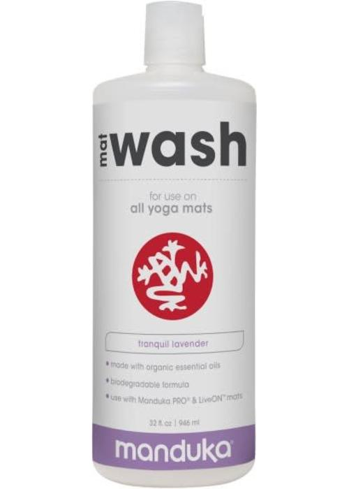 Manduka Manduka All Purpose Mat Wash 946ml - Tranquil Lavender