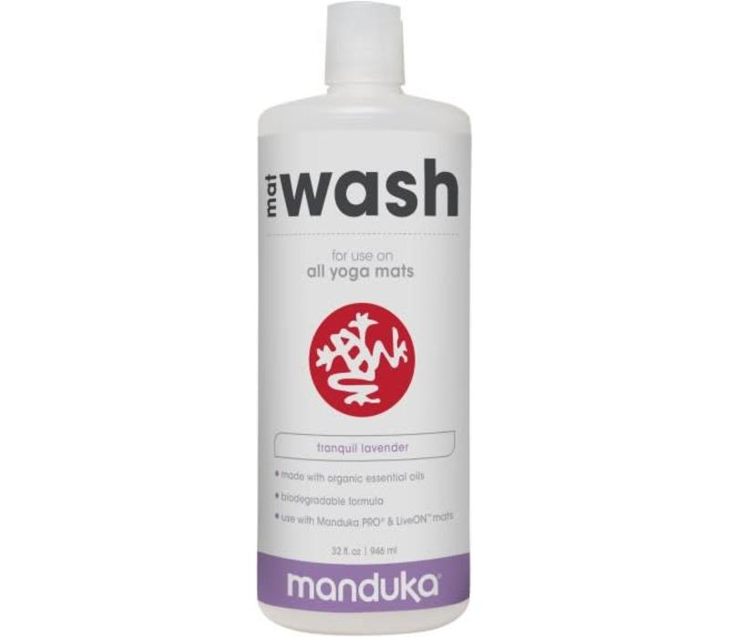 Manduka All Purpose Mat Wash 946ml - Tranquil Lavender