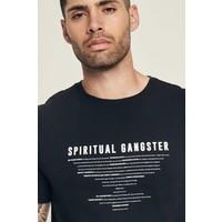 Spiritual Gangster Men's 8 Limbs Performance Tee - Black
