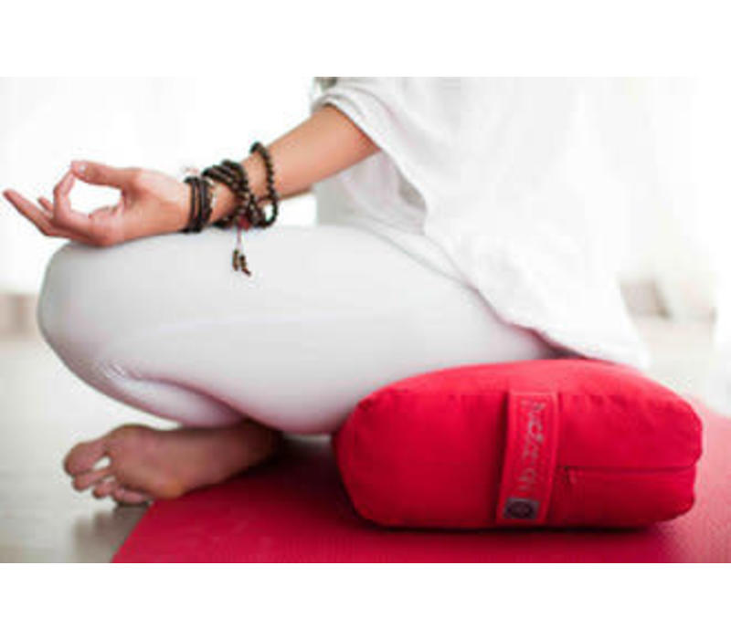 Manduka Yoga Bolster Lean - Midnight