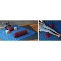 Manduka Yoga Bolster Round - Magic