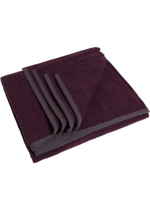 Manduka Manduka Yoga Blanket Recycled Wool - Indulge