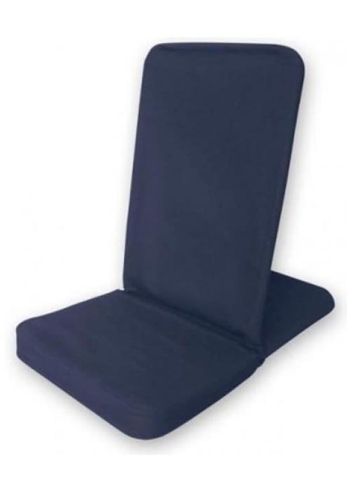 BackJack BackJack Meditation Chair Foldable - Dark Blue
