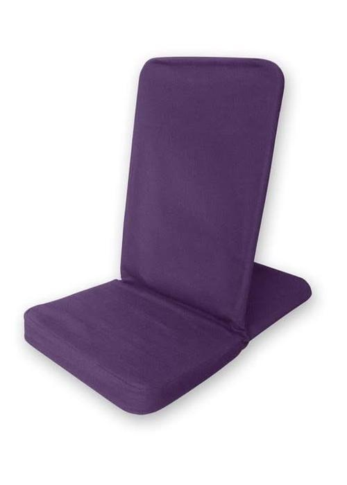 BackJack BackJack Meditation Chair Foldable - Purple
