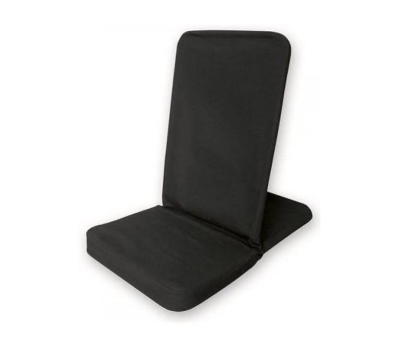 BackJack Meditatiestoel Opklapbaar - Zwart
