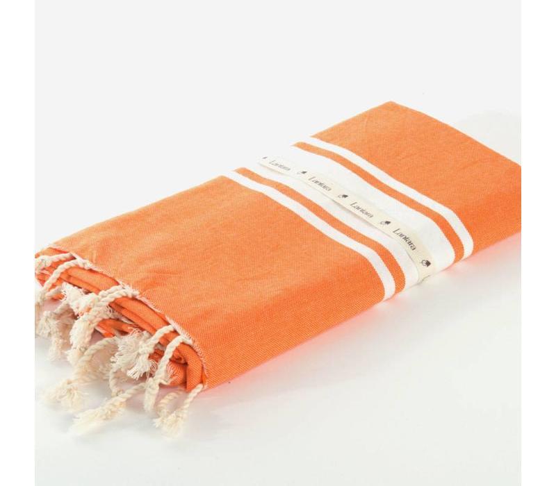 Fouta Shawl - Berbère Orange