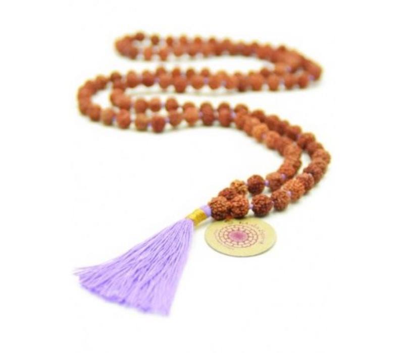 Mala Spirit Holy Mala Lilac