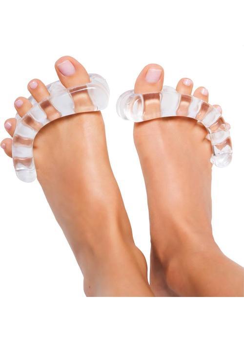 YogaToes YogaToes Toe Separators - Clear