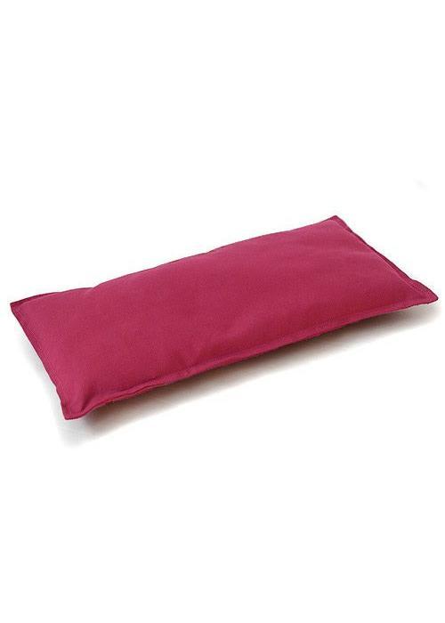 Lotus Design Meditation Bench Cushion - Red