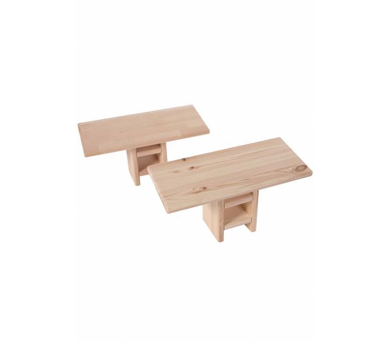 Meditation Bench Balance