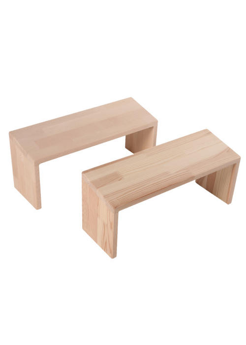 Lotus Design Meditation Bench Fixed Angle
