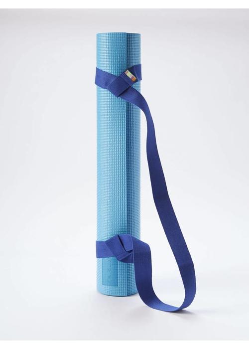 Yogamatters Yogamat Strap - Donkerblauw