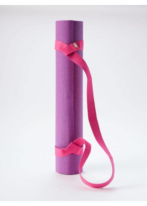 Yogamatters Yogamat Strap - Roze