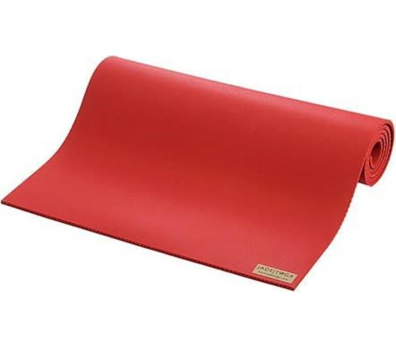 Jade Fusion Yogamat 188cm 60cm 8mm - Sedona Red