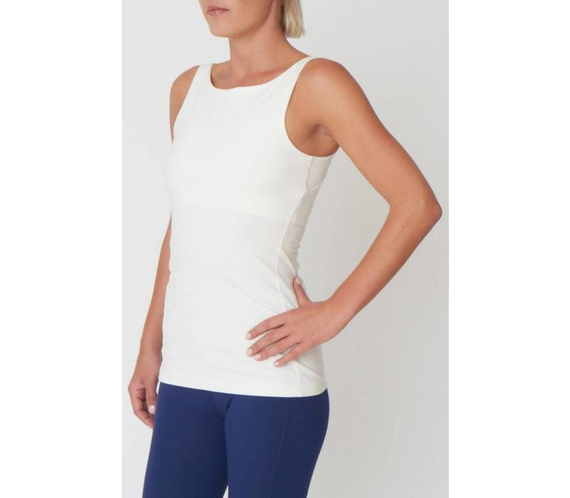 Asquith Good Vibes Top - Ivory