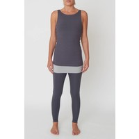 Asquith Good Vibes Top - Pebble