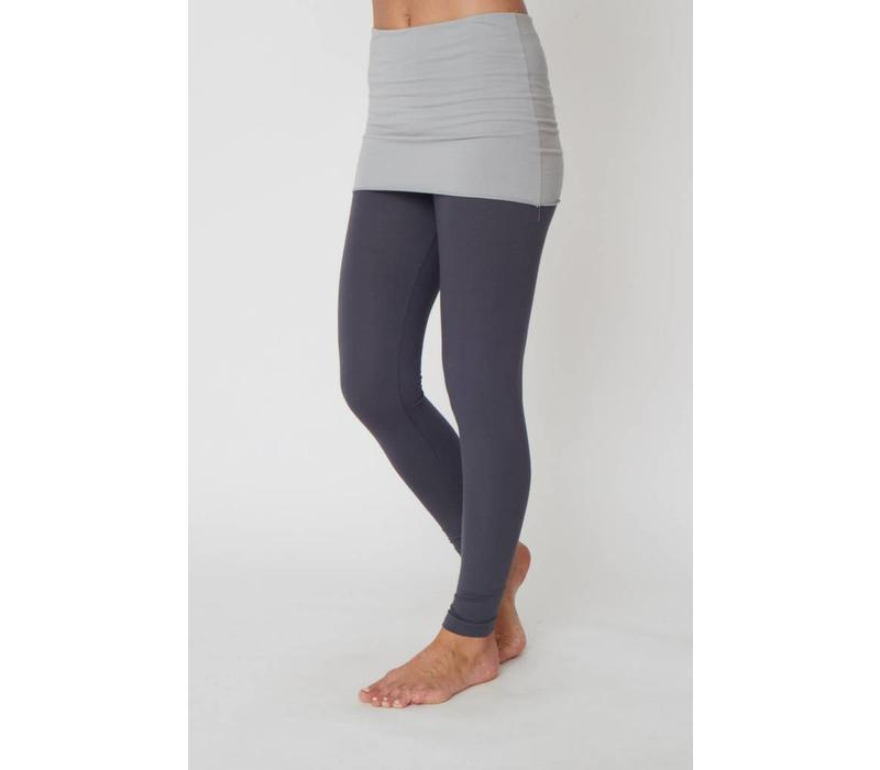 Asquith Smooth You Leggings - Pebble/Pearl Grey