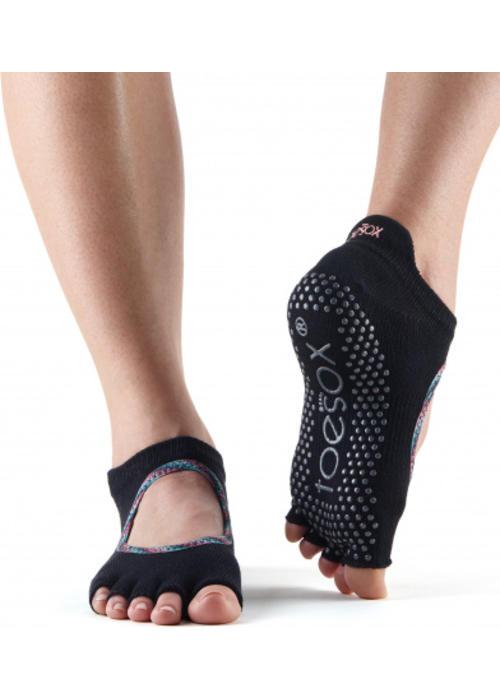 Toesox Toesox Yoga Sokken Bellarina Open Tenen - Tango