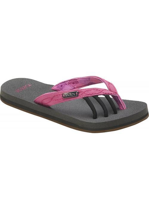 Toesox Toesox Sandals Women's Serena - Purple
