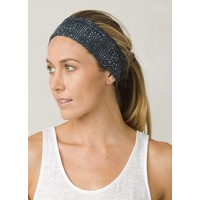 PrAna Reversible Headband - Black Mosaic