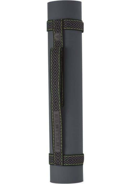PrAna PrAna Tantra Mat Holder - Black Grey