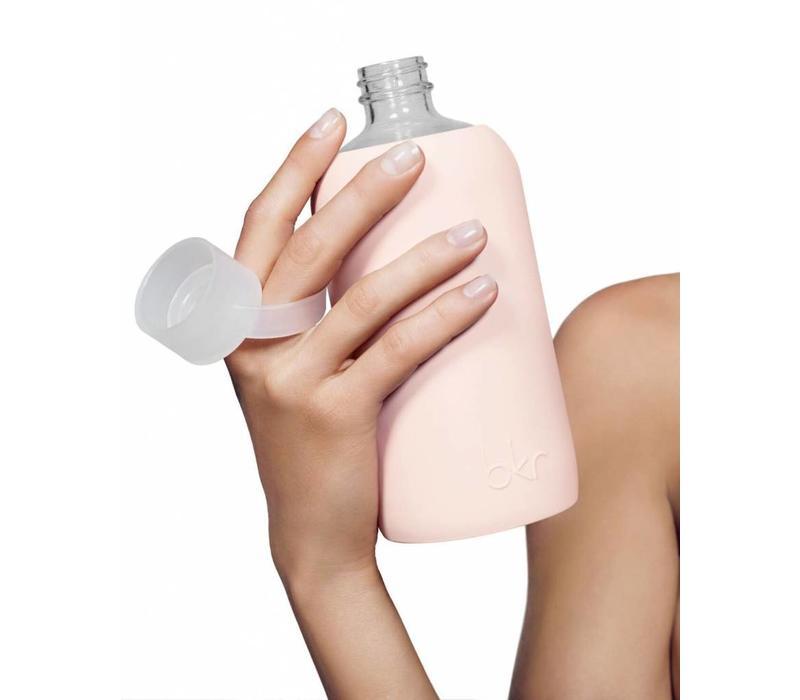 BKR Glass Water Bottle 500ml - Taj