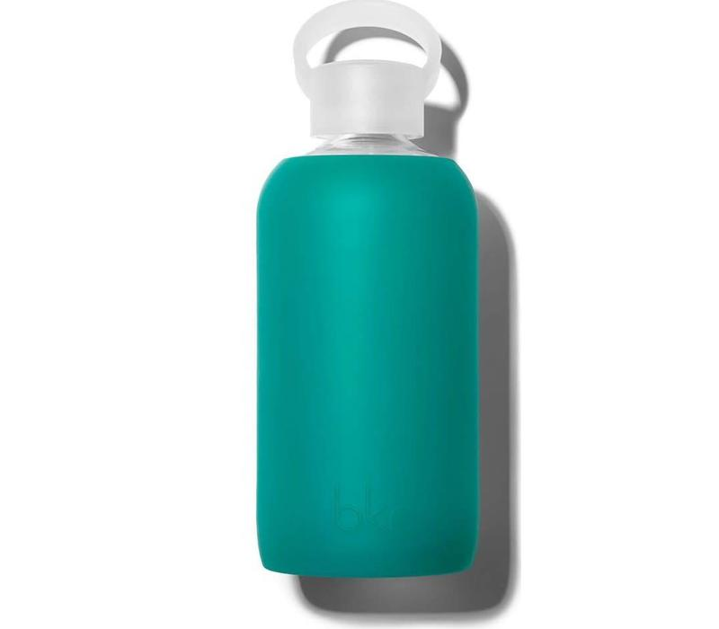 BKR Glass Water Bottle 500ml - Ivy
