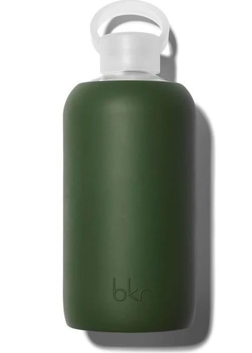 BKR BKR Glazen Waterfles 1L - Cash
