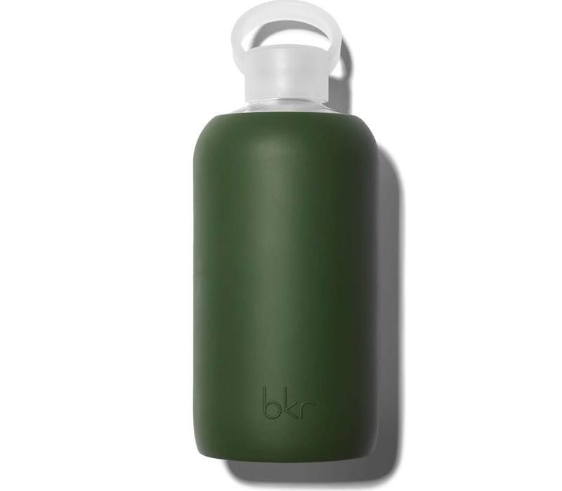 BKR Glass Water Bottle 1L - Cash