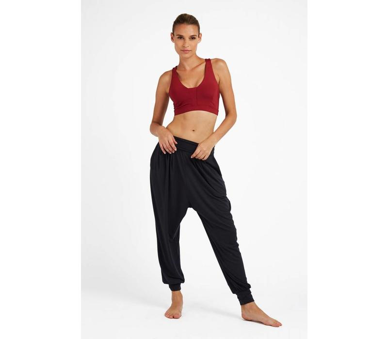 Dharma Bums Relax Pants - Charcoal