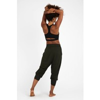 Dharma Bums Relax Pants - Deep Olive