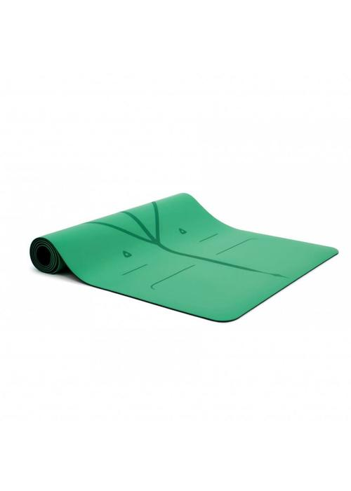 Liforme Liform Travel Yoga Mat 180cm 66cm 2mm - Green