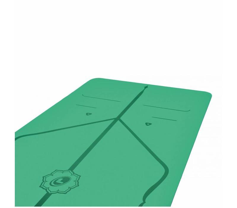 Liforme Travel Yogamat 180cm 66cm 2mm - Green