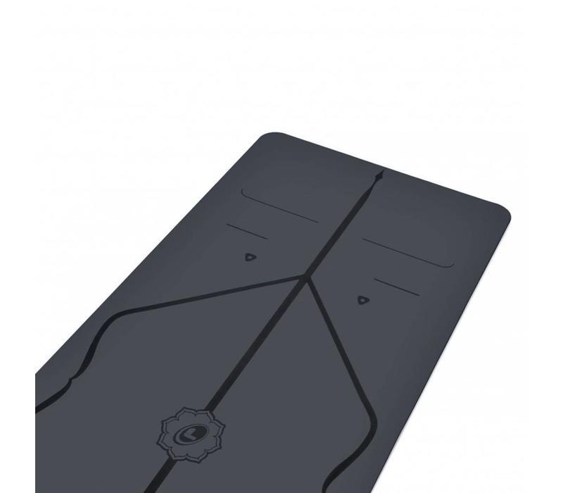 Liforme Travel Yogamat 180cm 66cm 2mm - Grey
