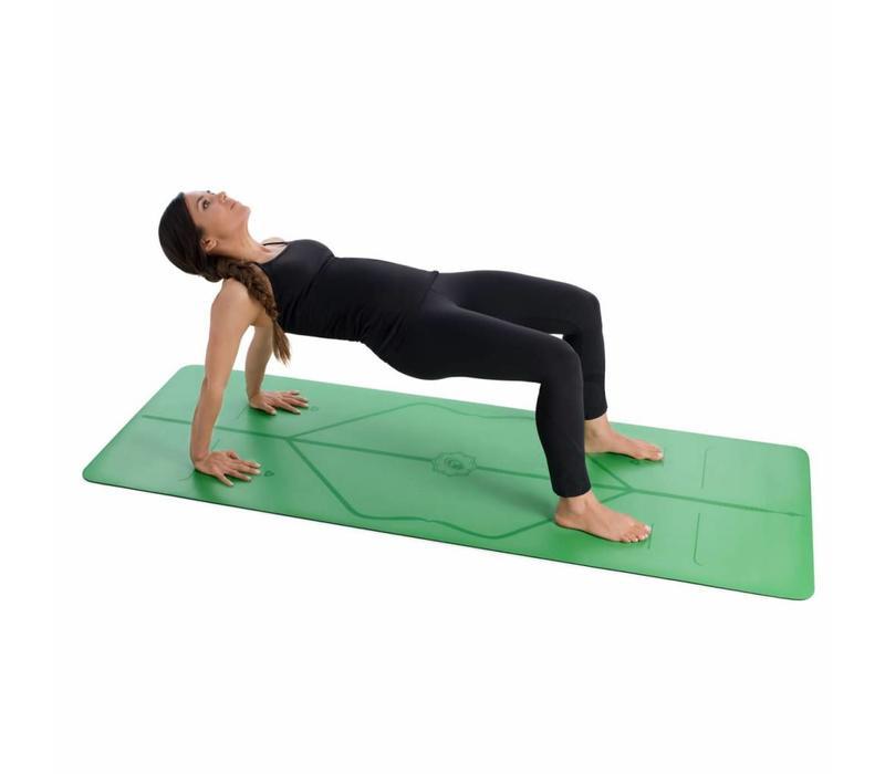 Liforme Yogamat 185cm 68cm 4.2mm - Green