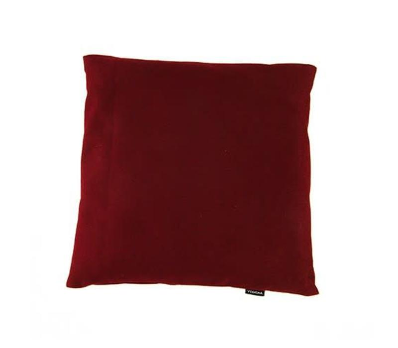 Support Cushion - Burgundy