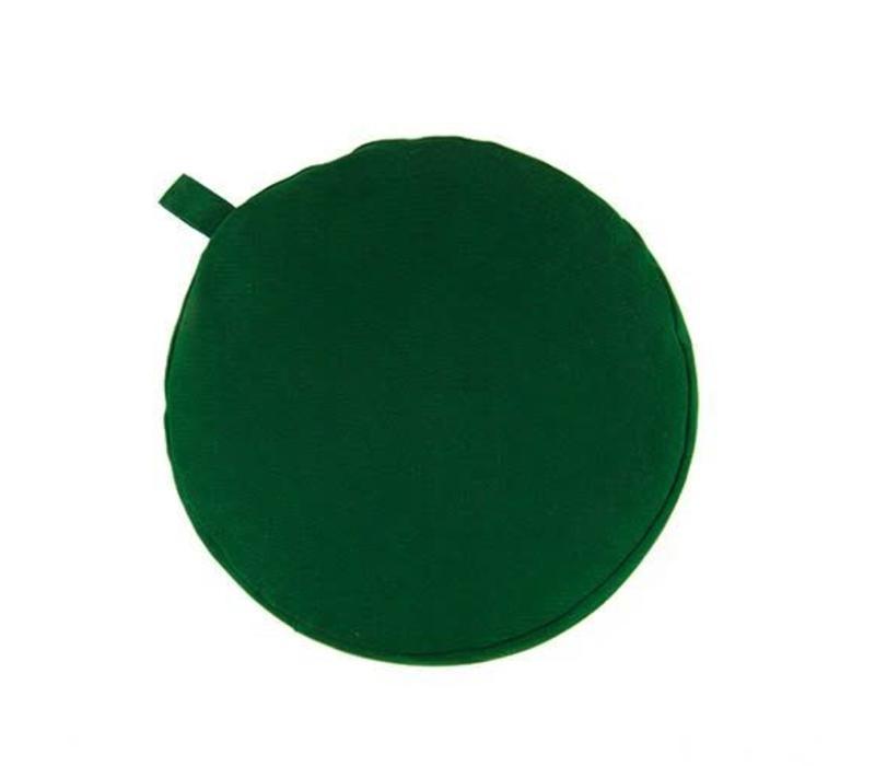Meditation Cushion 17cm high - Green