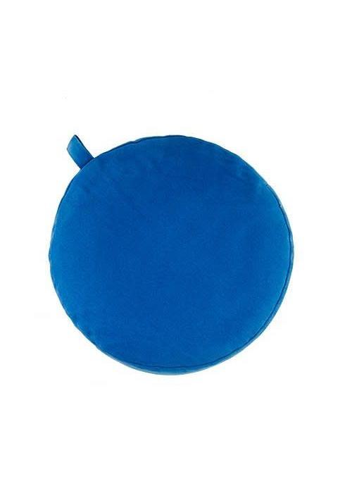 Yogisha Meditation Cushion 17cm high - Light Blue