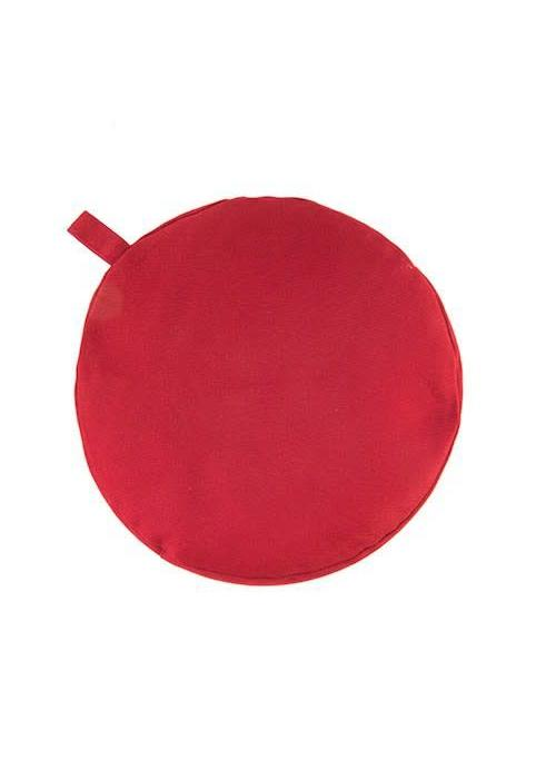 Yogisha Meditation Cushion 9cm high - Red